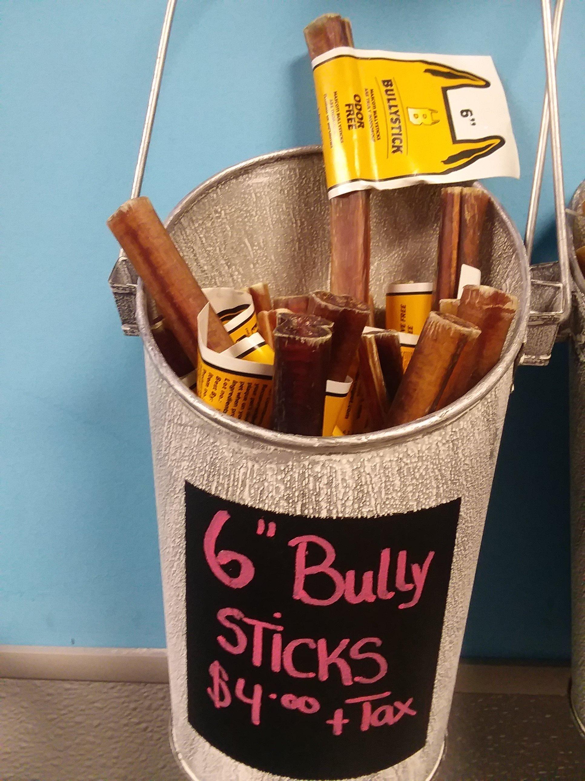 6″ Bully Stick