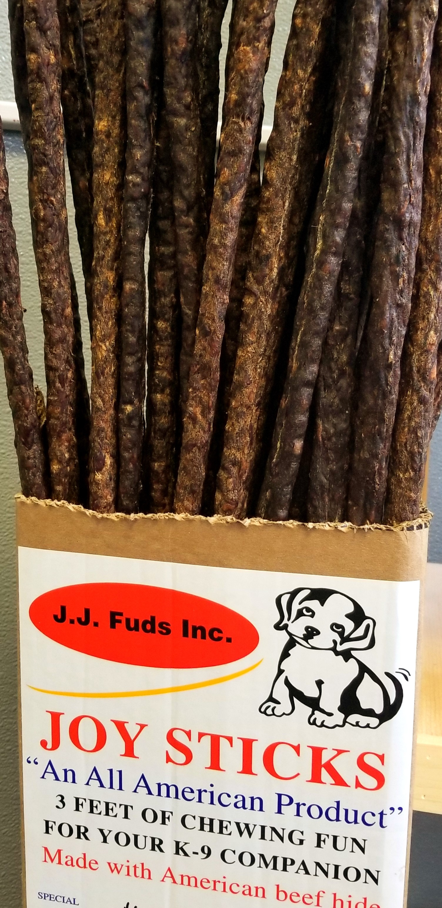 J.J. Fuds Joysticks