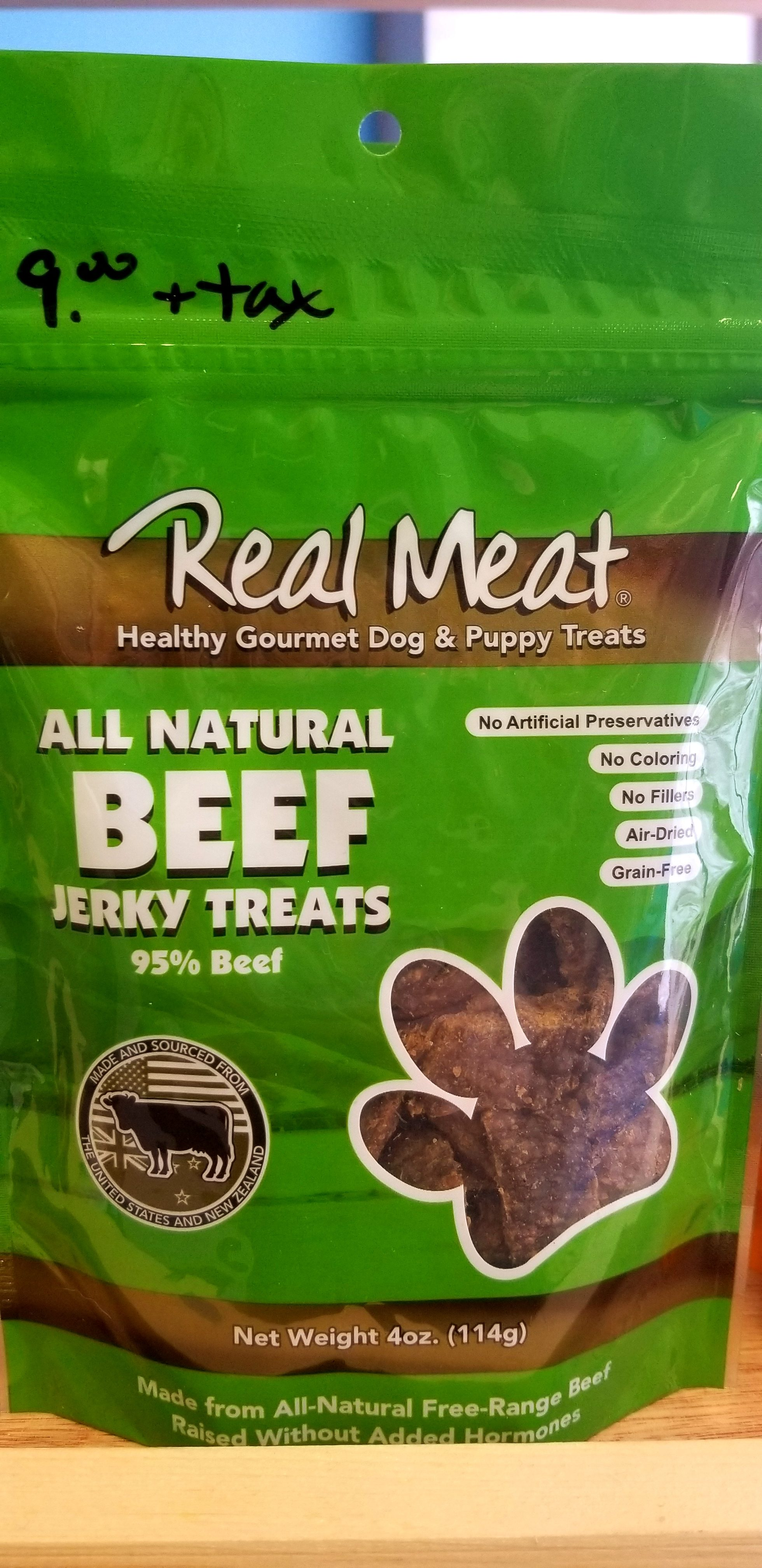 Real Meat Beef Treats