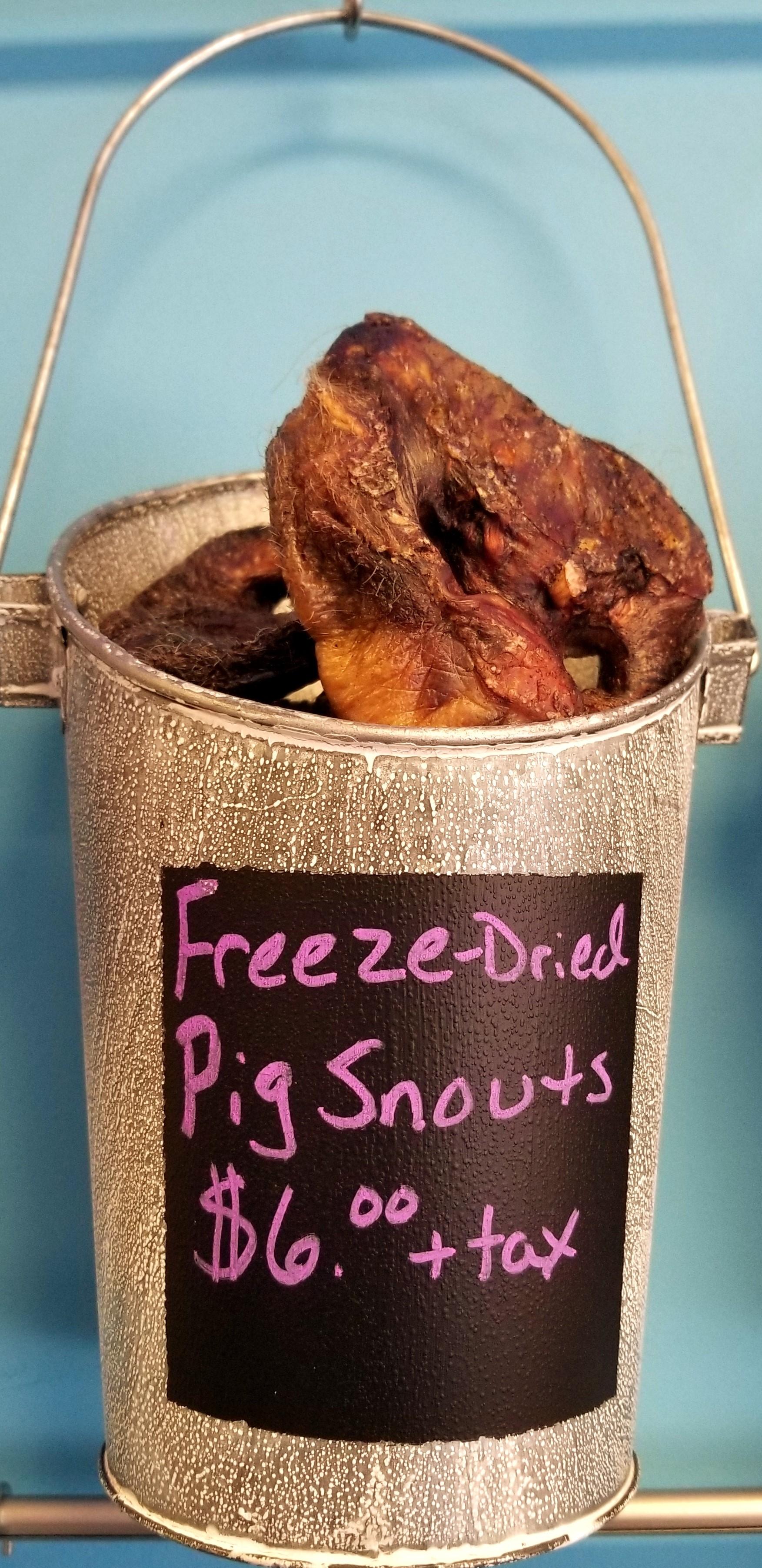 Vital Essentials Pig Snouts